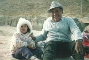 Papi y Rita 001